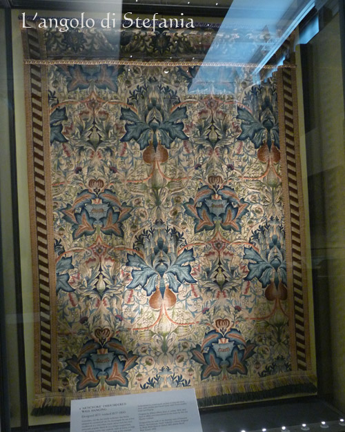 wall hanging - William Morris - V&A Museum
